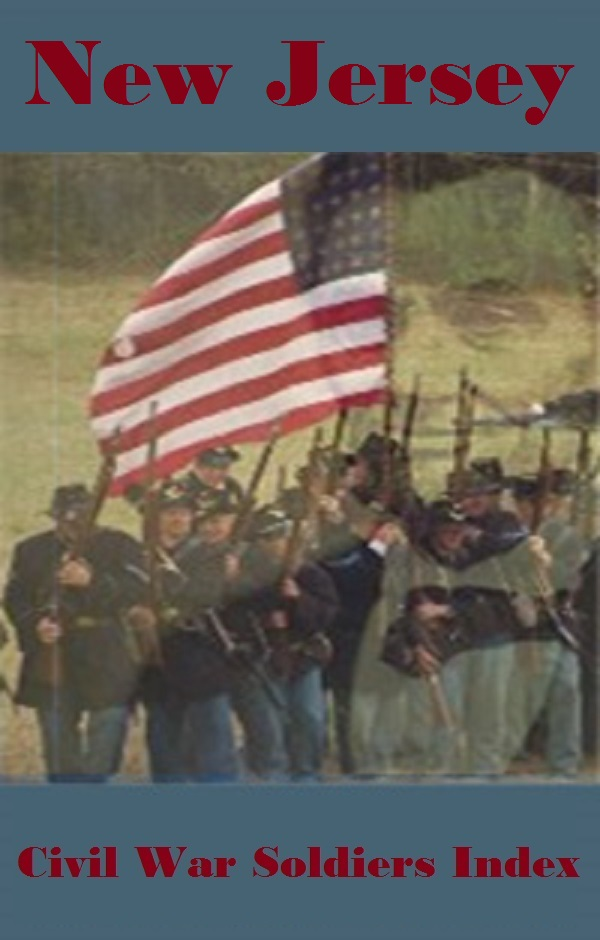 New Jersey Civil War Soldiers Index