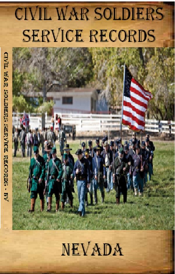 Nevada Civil War Soldiers Service Records